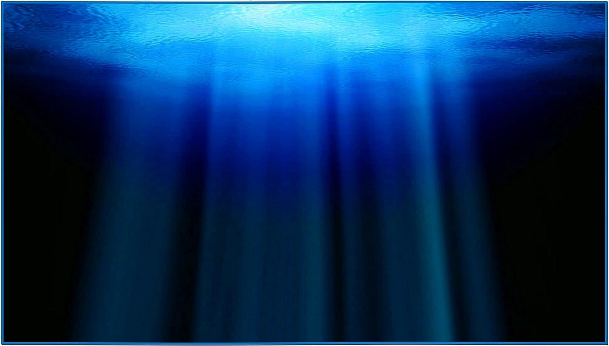 Compiz Water Effect Screensaver