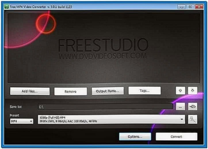 Convert Video to Screensaver Freeware