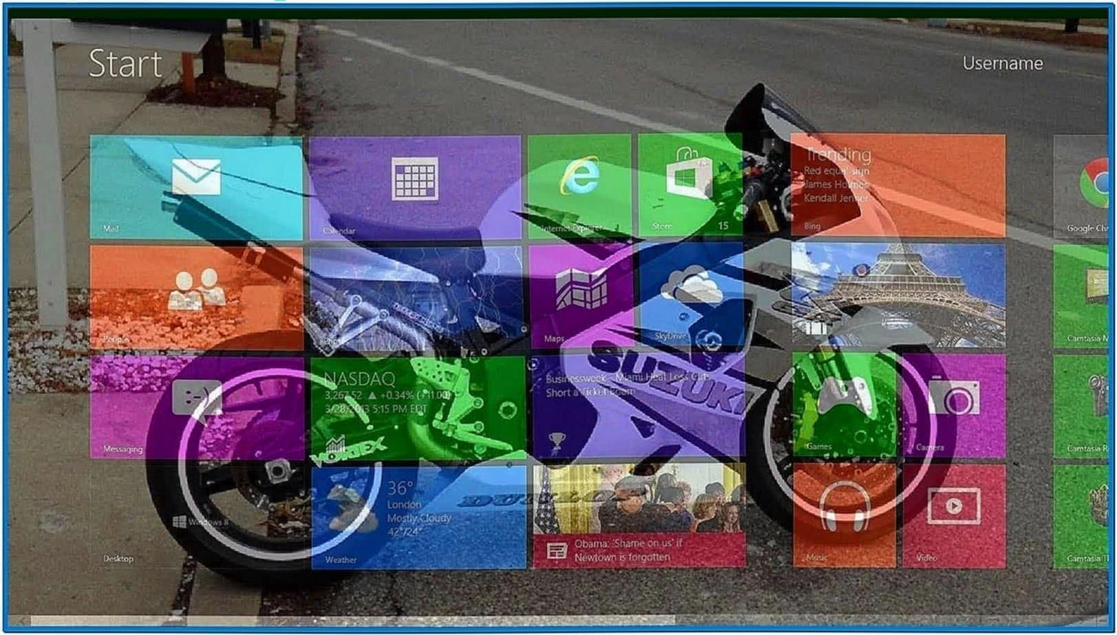 Convert Video to Screensaver Windows 8