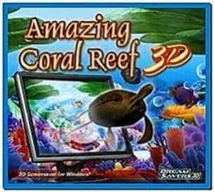 Coral Reef 3D Screensaver Hq