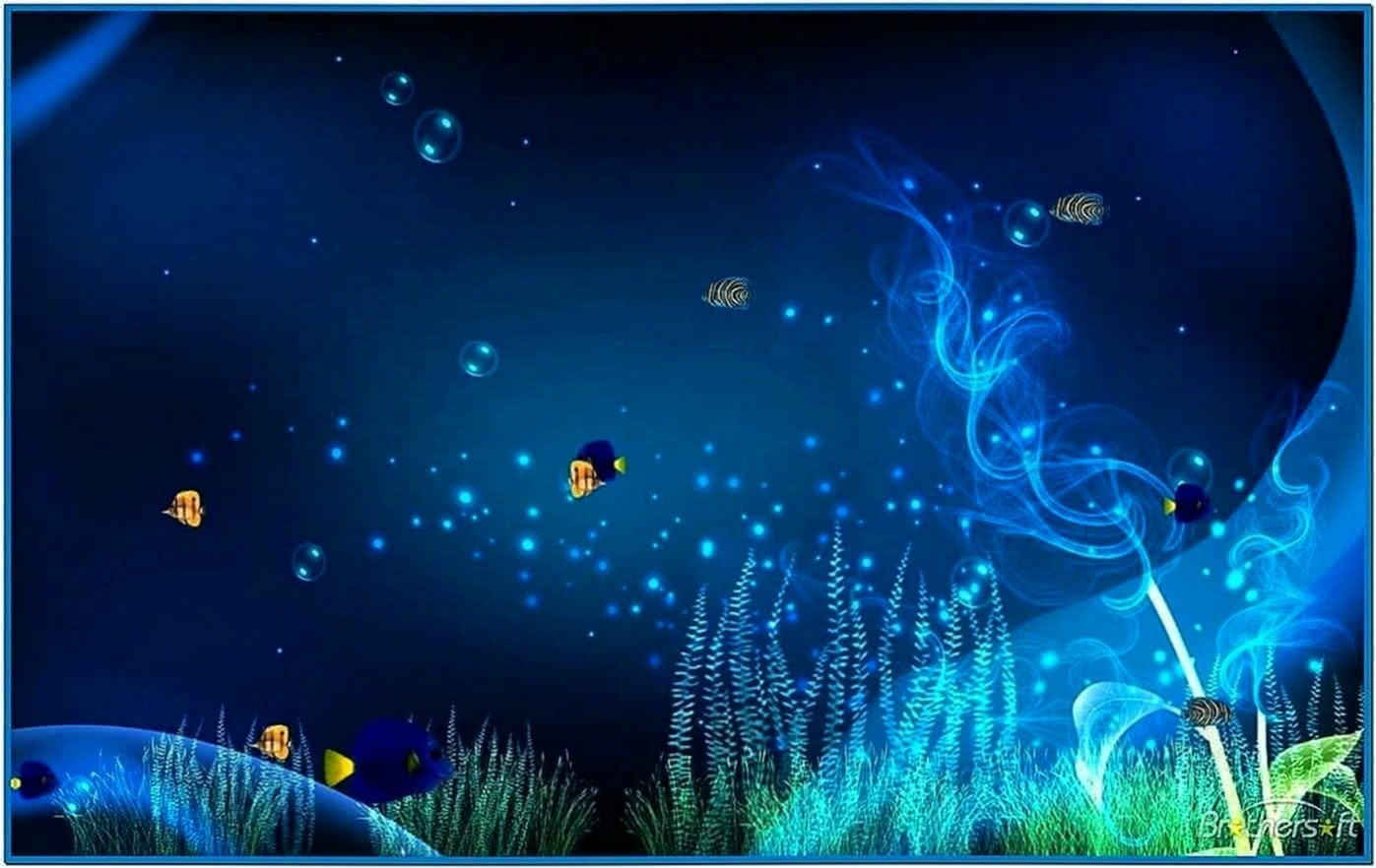 Coral Reef Adventure Aquarium 3D Screensaver 1.0