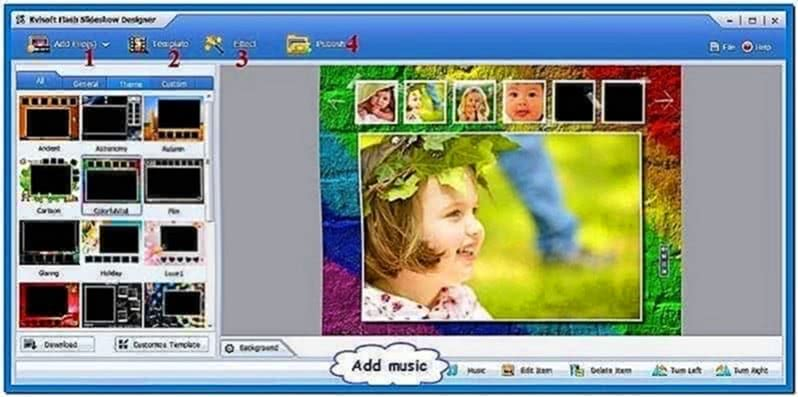 Create Screensaver Slideshow Windows 7