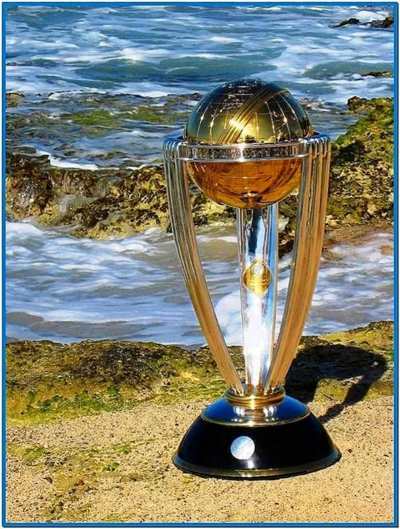 Cricket World Cup 2020 Screensaver