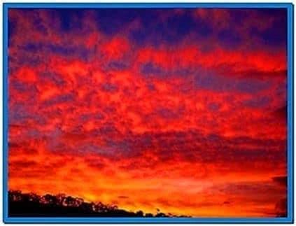 Crimson Skies Screensaver 1.2