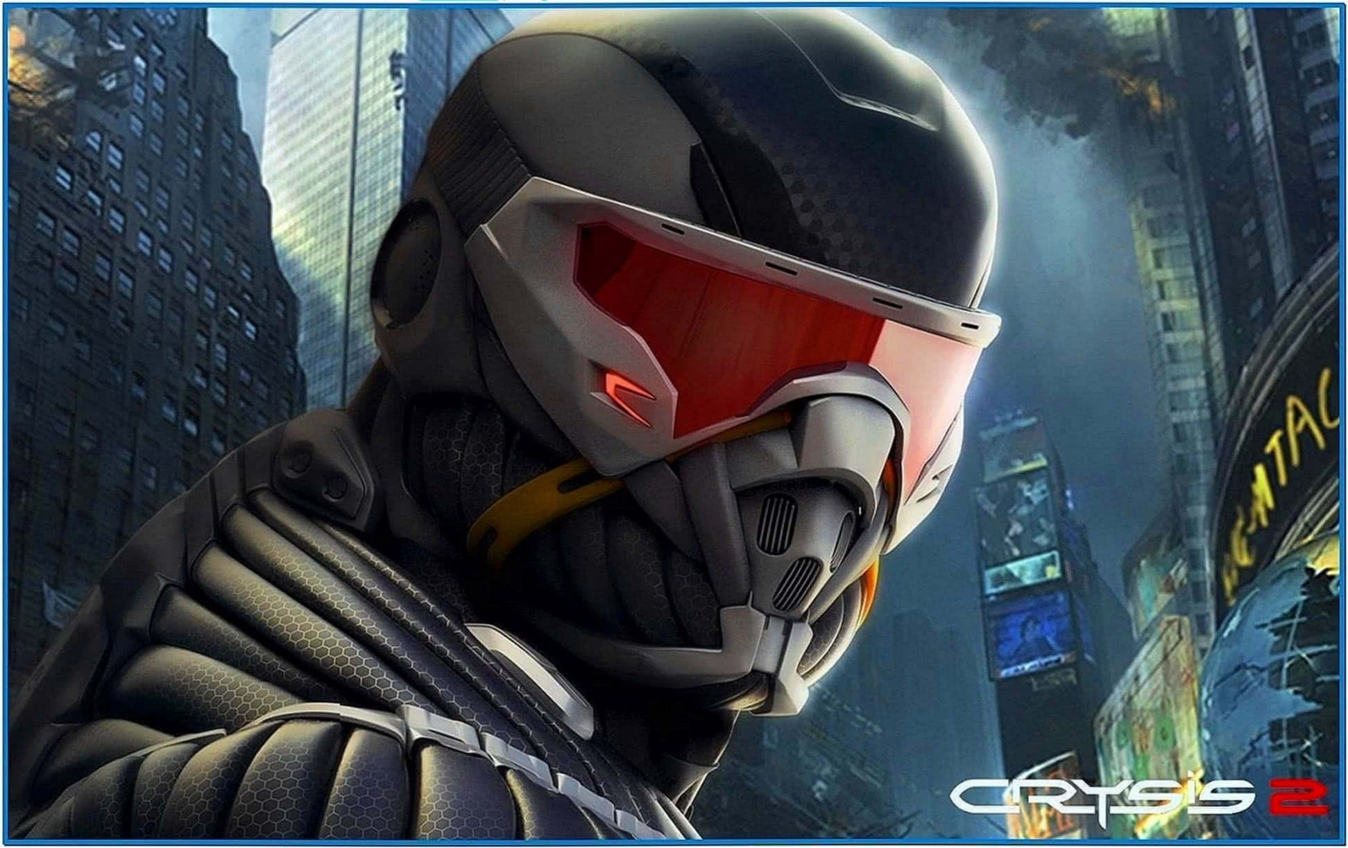 Crysis 2 Screensaver