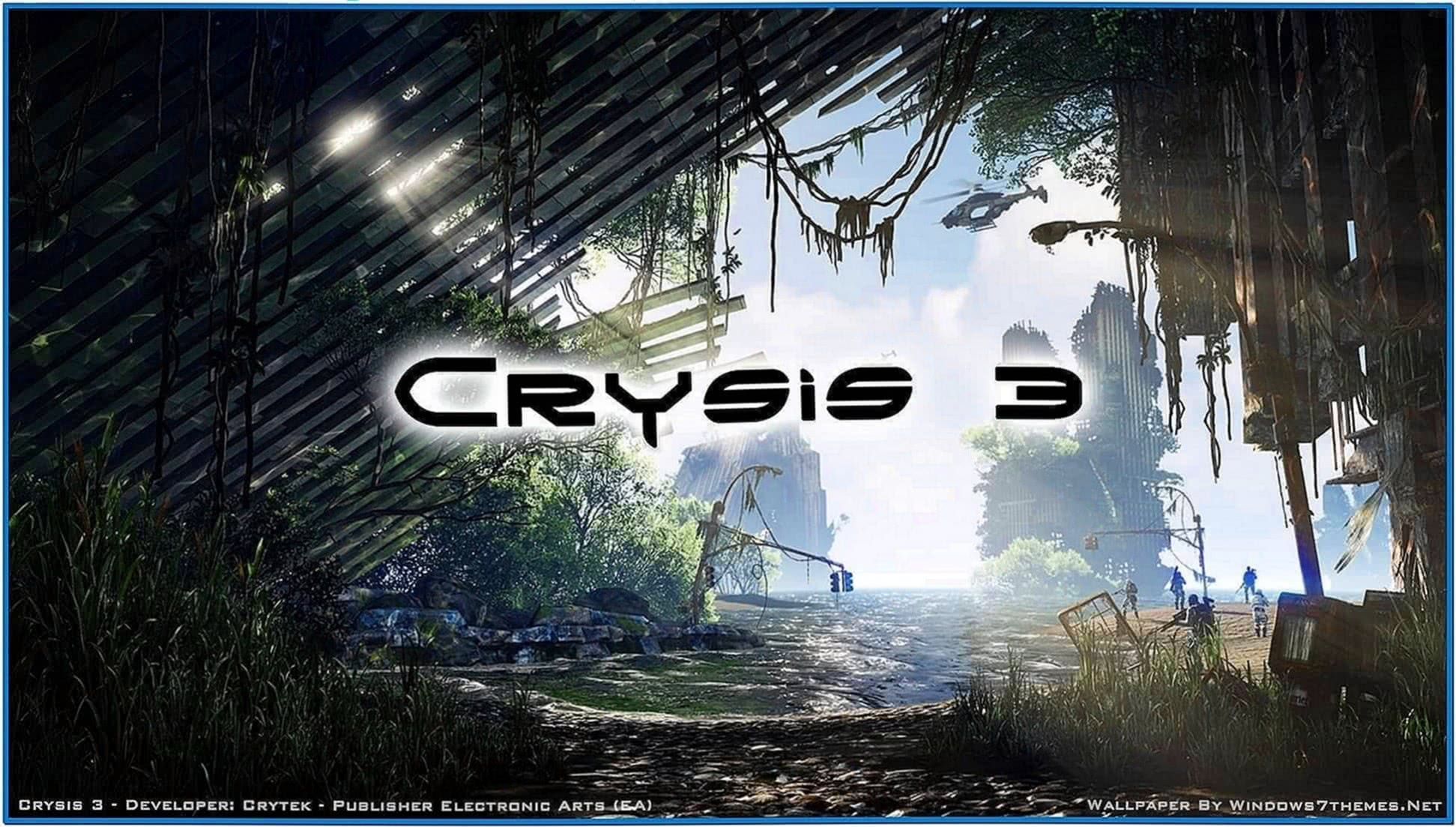 Crysis 3 Screensaver