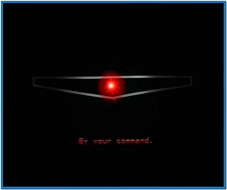 Cylon Eye Screensaver
