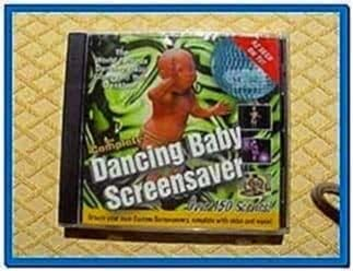 Dancing baby screensaver software