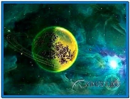 Deep Space 3D Screensaver 1.0.0.5