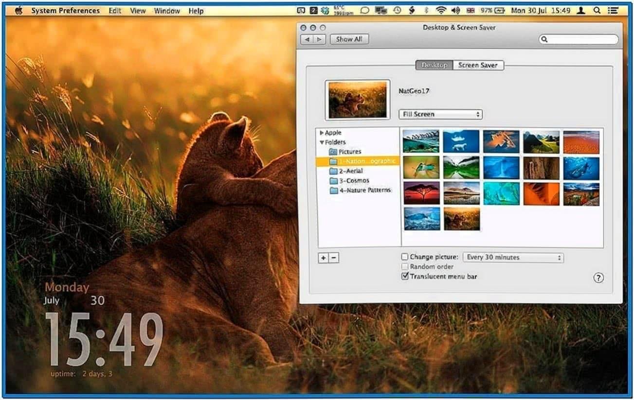 Default Beach Screensaver Wallpaper Mac