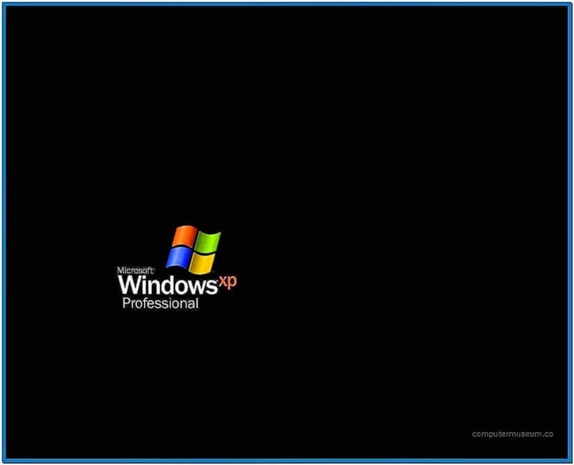 Default Windows Screensaver XP