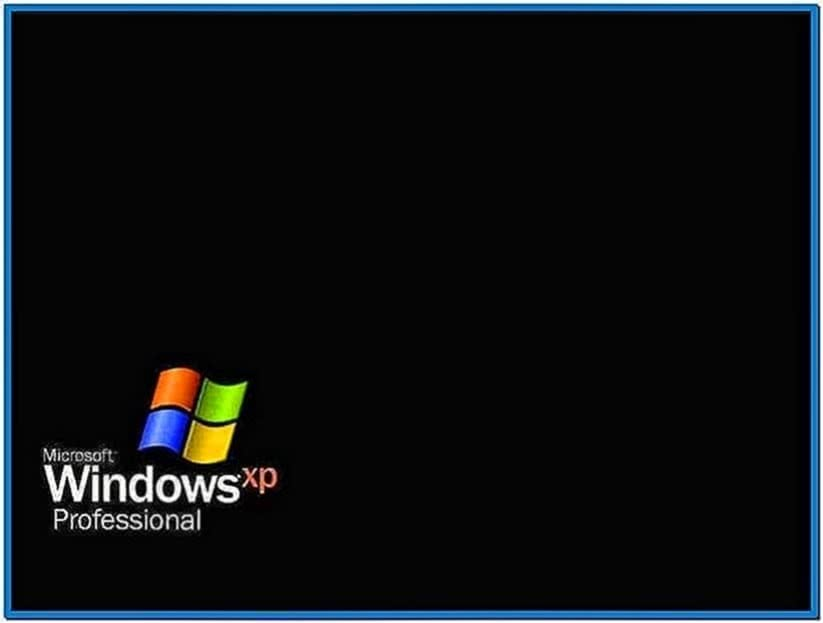 Default Windows Screensaver XP