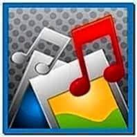 Desktop on fire screensaver Mac