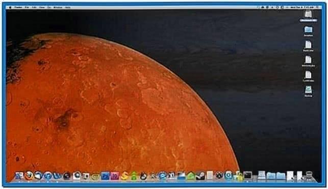 Desktop Screensaver Mac Terminal