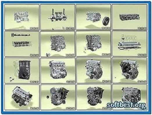 Deutz Engine 3D Screensaver 1.07