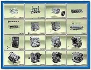 Deutz Marine Engine Screensaver