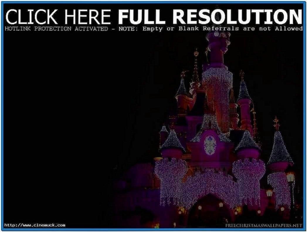 Disney Christmas Screensavers With Music