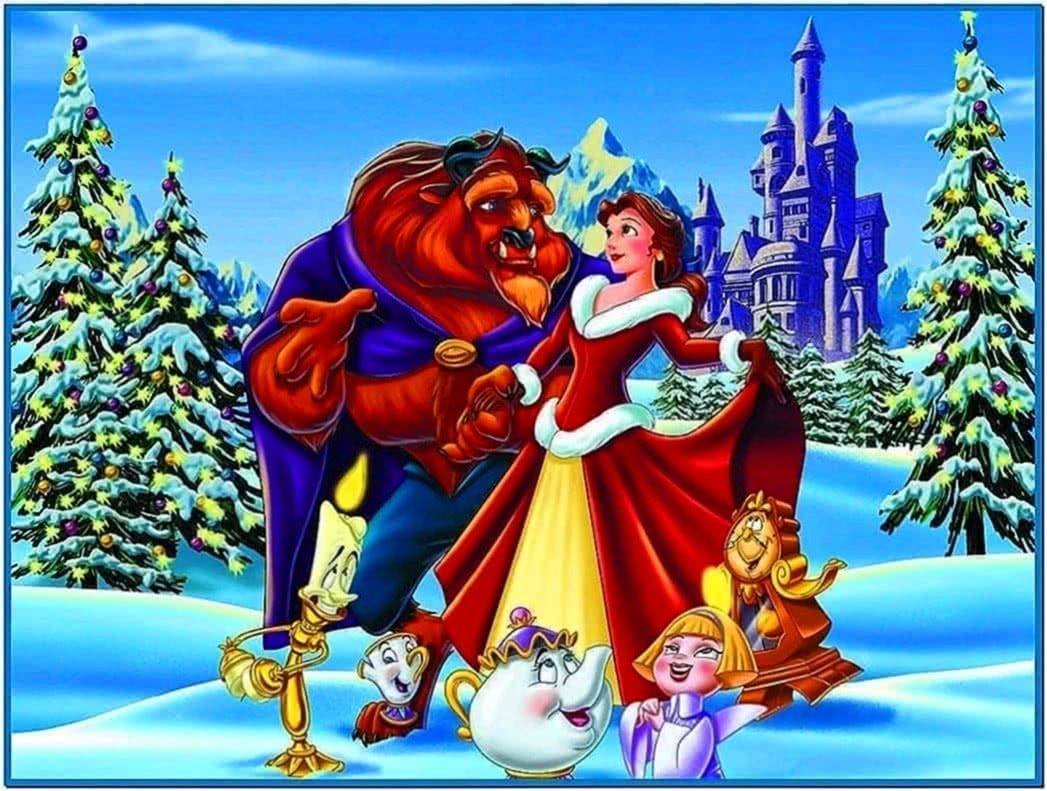 Disney Christmas Wallpaper and Screensavers