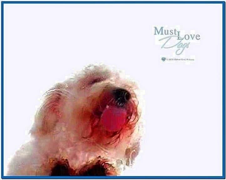Dog Cleaner Screensaver Mac