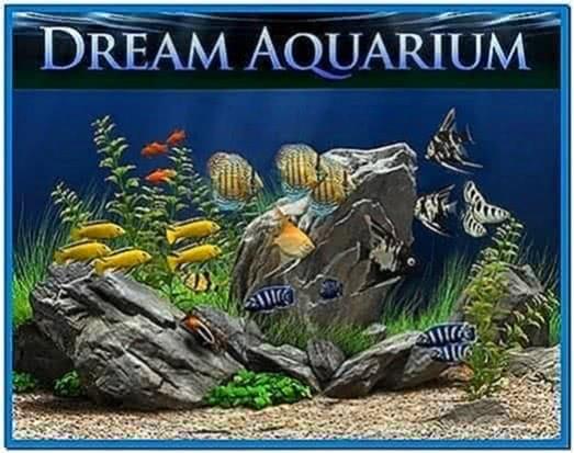 Dream Aquarium Screensaver Download Free