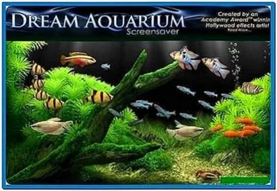 Dream Aquarium 1.2413 Screensaver 2020