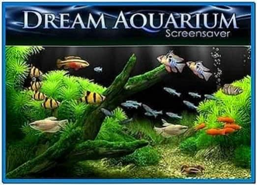 Dream Aquarium 1.2592 Screensaver 2020