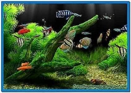 Dream Aquarium Mobile Screensaver