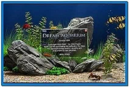 Dream Aquarium Screensaver 1.214