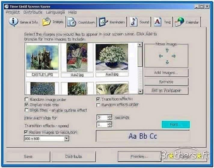 Dream Screensaver Maker Full