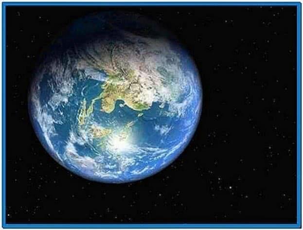 Earth 3D Space Tour Screensaver 1.1