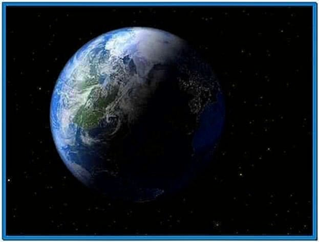 Earth 3D Space Tour Screensaver 1.1