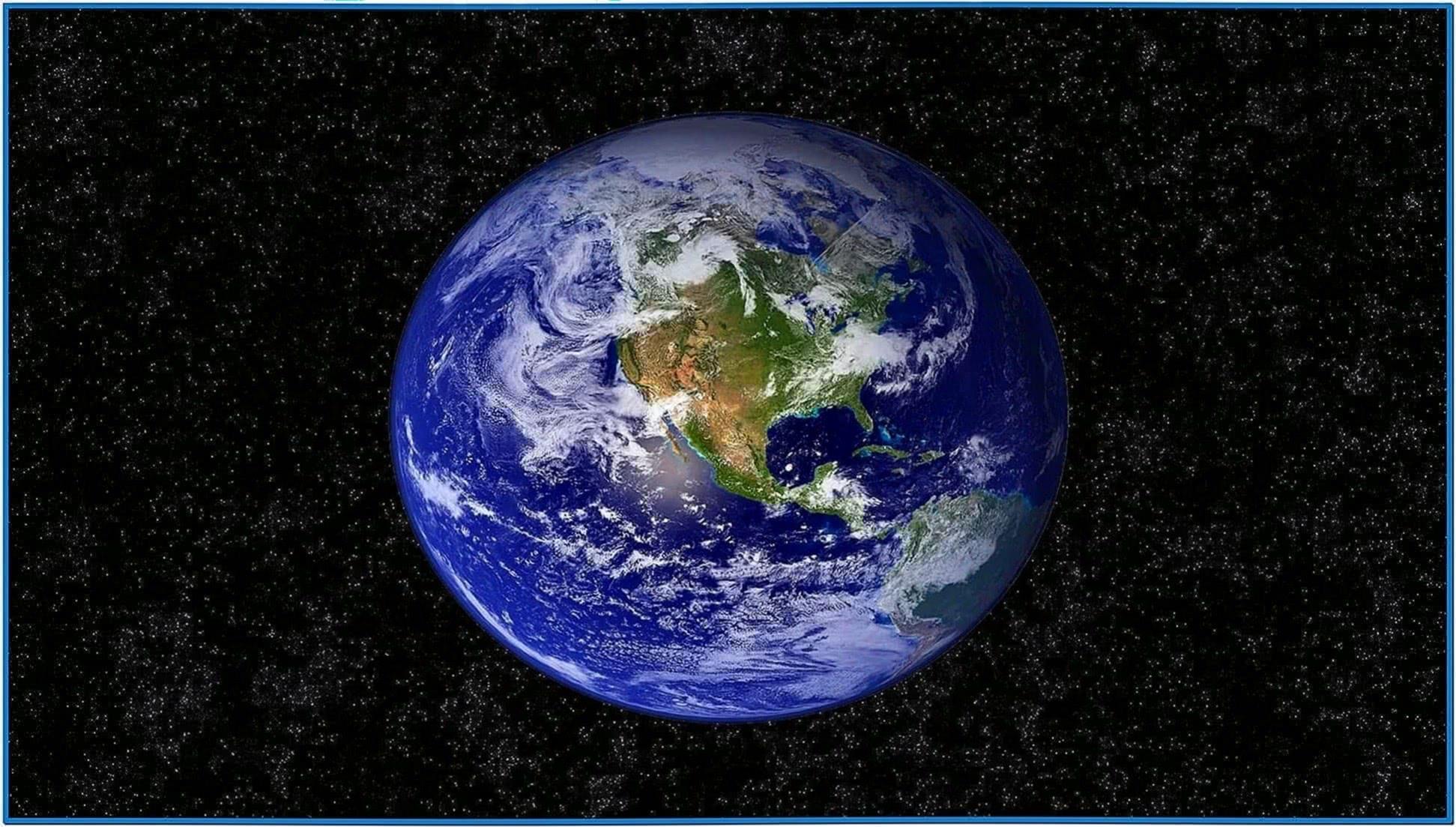 Earth Screensaver PS3