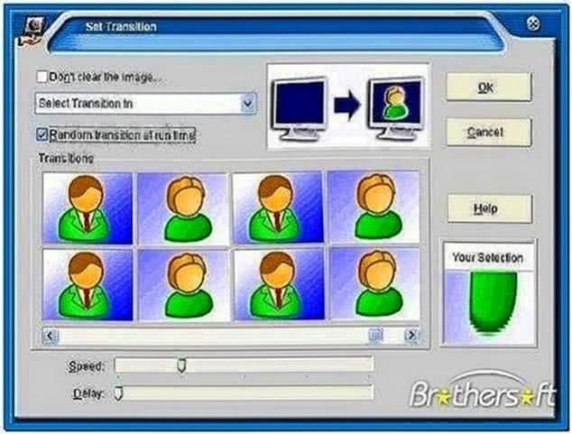 Easy Screensaver Creator N70