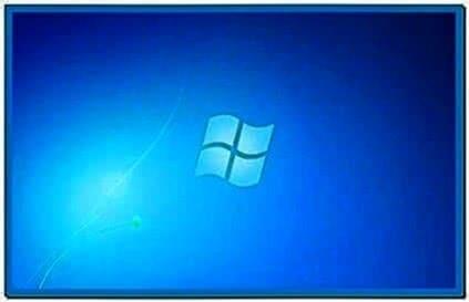 Eee PC Screensaver Windows 7