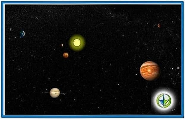 Solar System Moving Screensaver - Pics about space