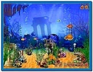 Exotic Aquarium 3D Screensaver Full