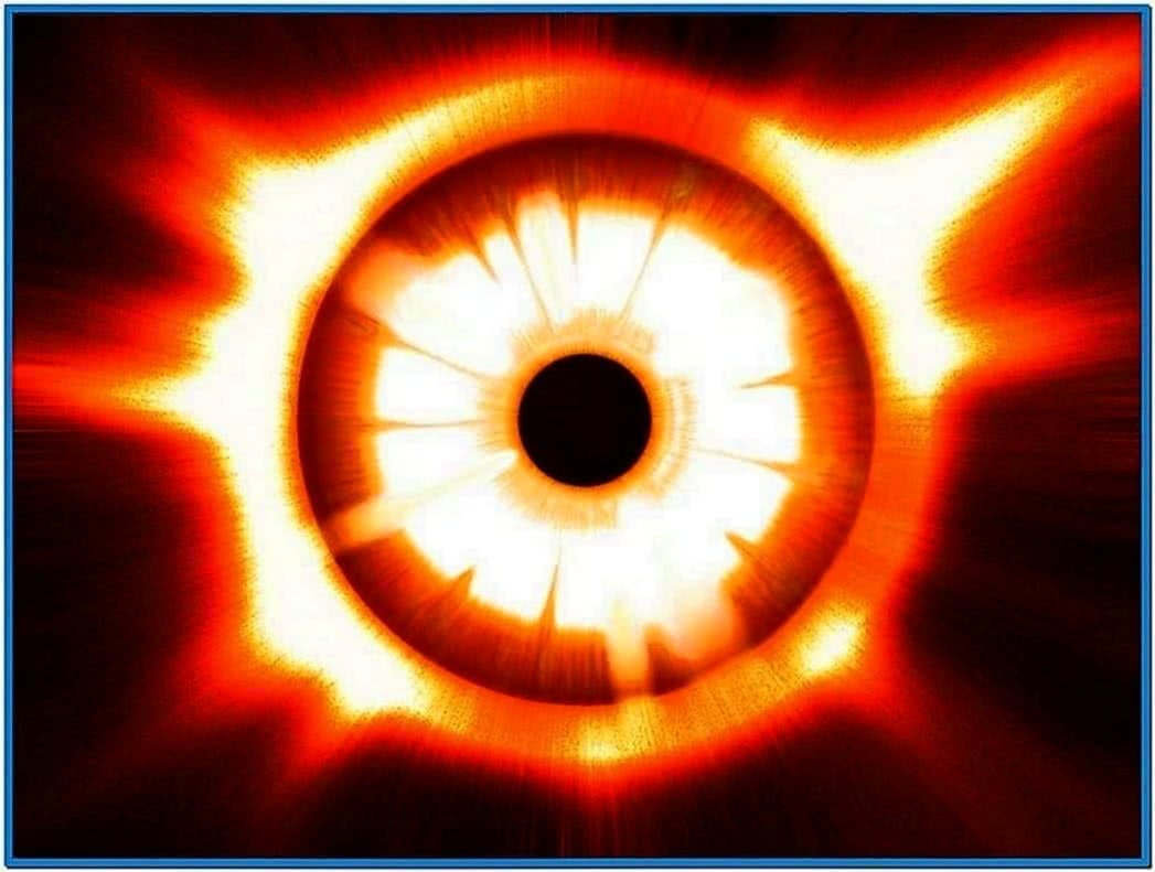 Eye of Sauron Screensaver Mac