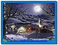 Christmas snow screensavers free funny screensavers - Free screensavers snowflakes falling ...