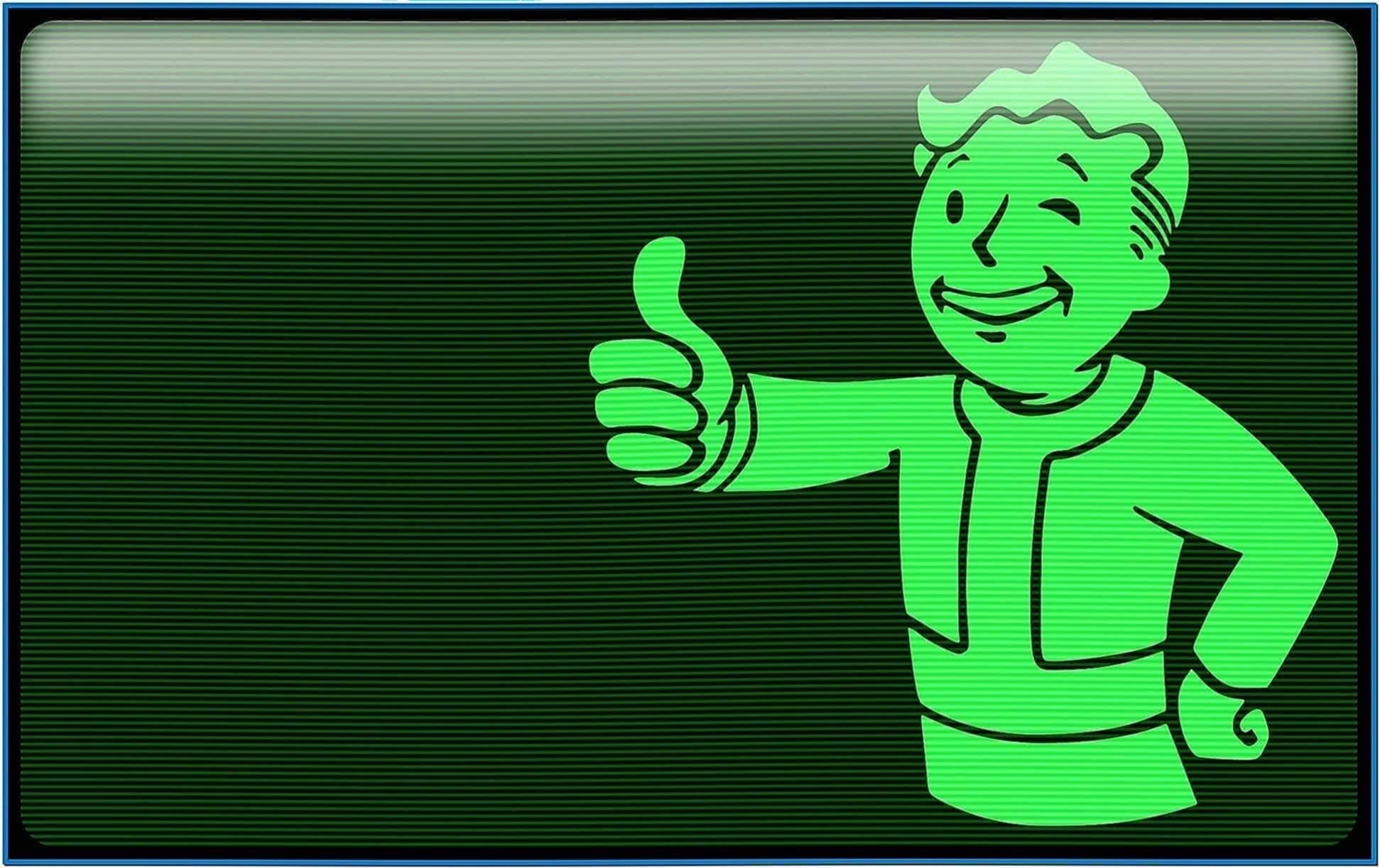 Fallout 2 Pip Boy Screensaver
