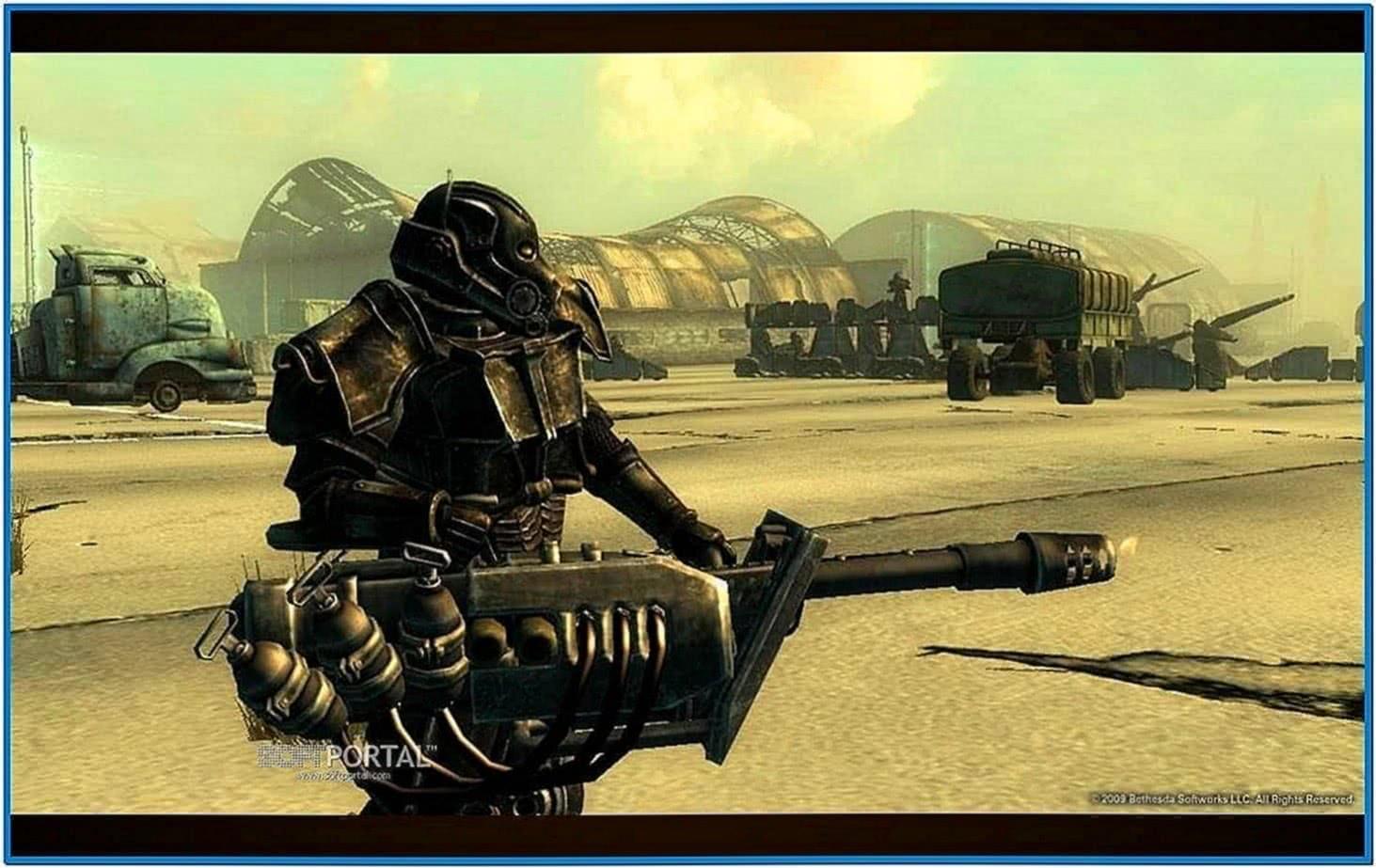 Fallout 3 Screensaver Download Free