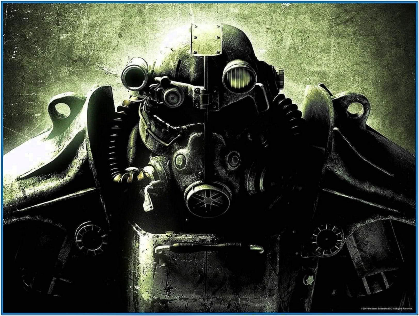 Fallout 3 Screensaver