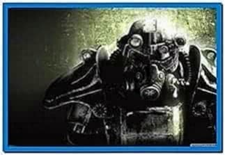 Fallout 3 Standby Screensaver