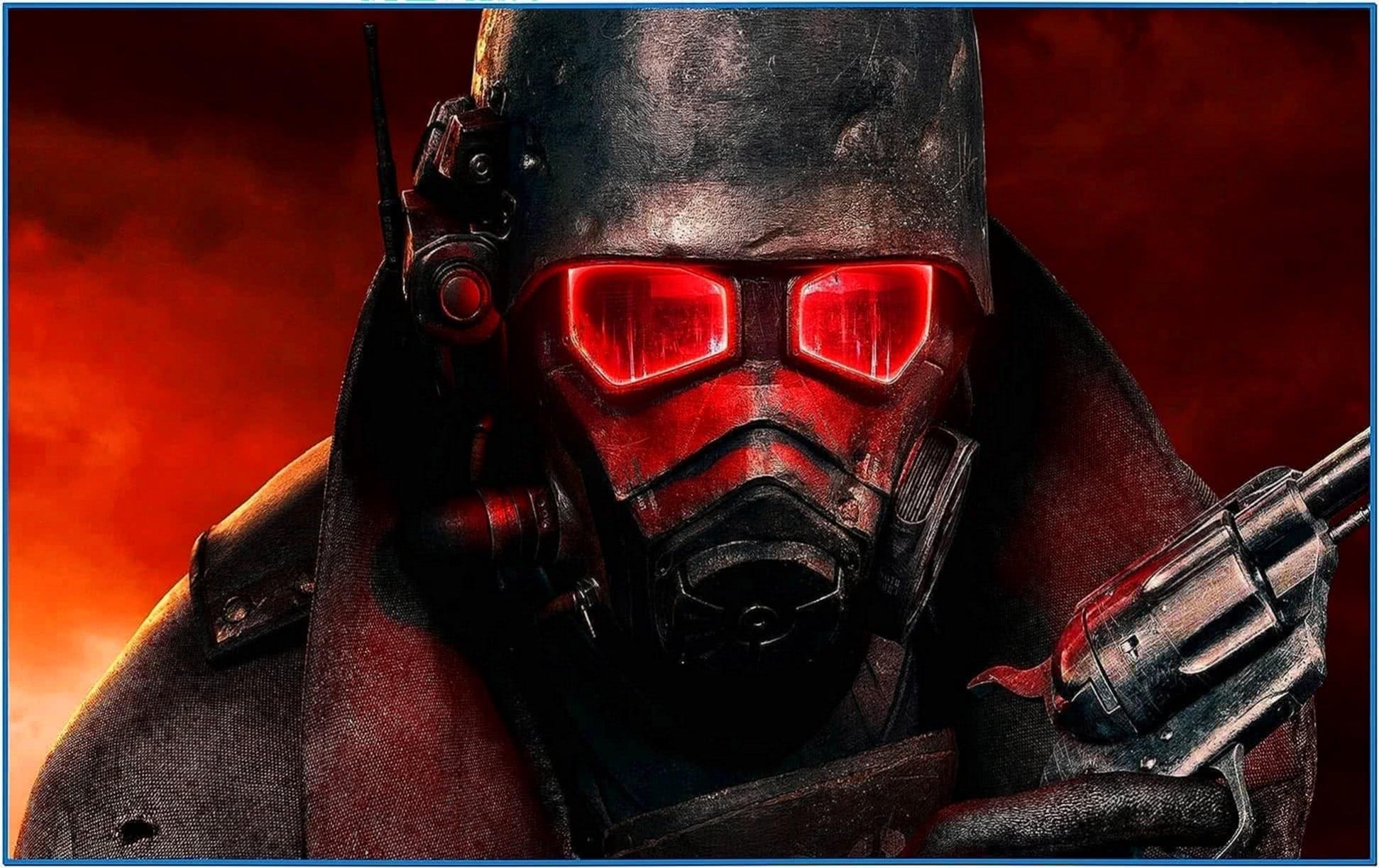 Fallout New Vegas Screensaver