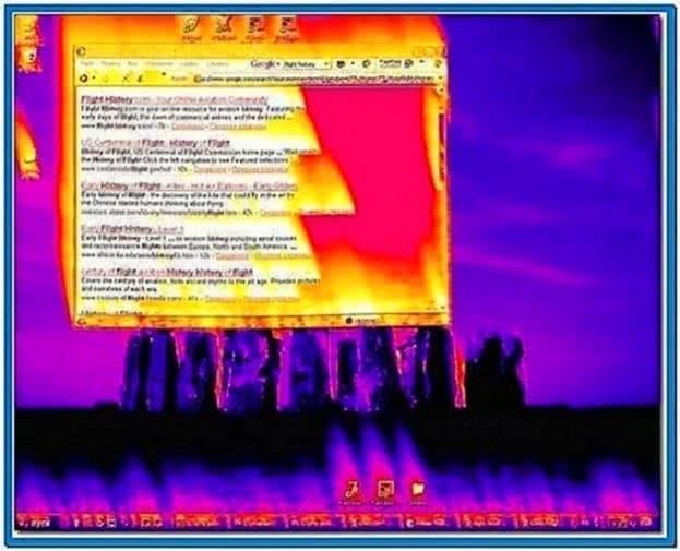 Fantastic Flame Screensaver 7.2