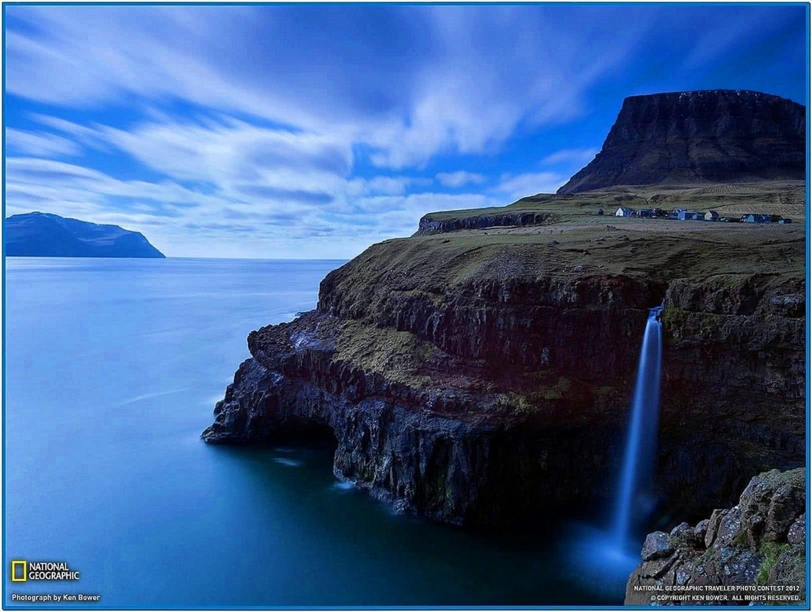 Faroe Islands Screensaver