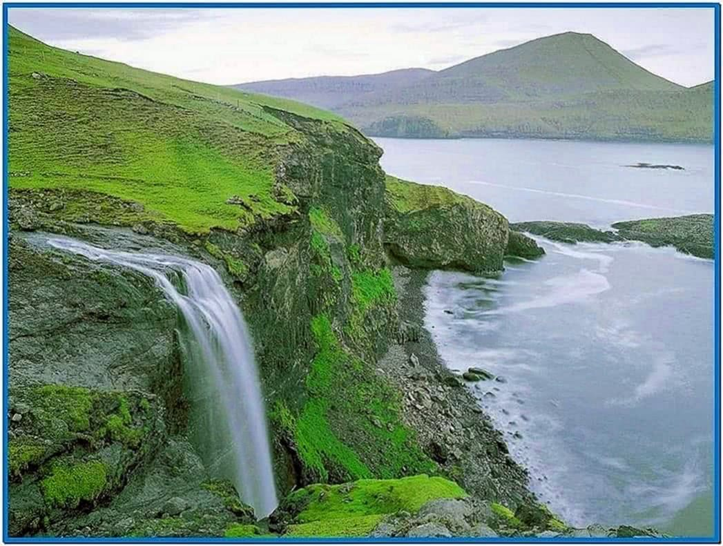 Faroe Islands Screensaver