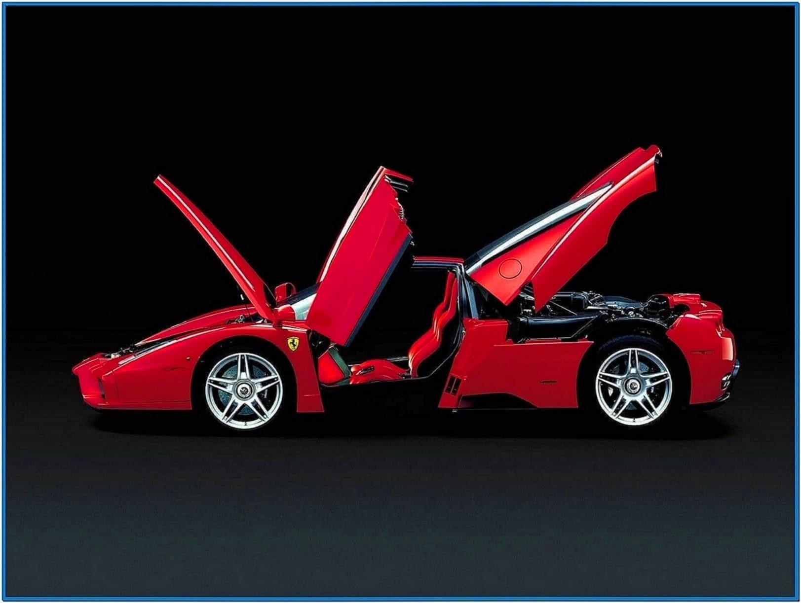 Ferrari Enzo Screensaver Mac