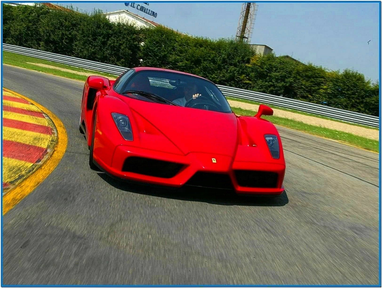 Ferrari Enzo Screensaver Mac