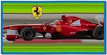 Ferrari Screensaver 1.2