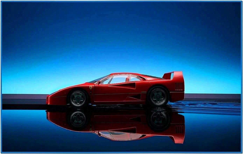 Ferrari Screensaver and Wallpaper